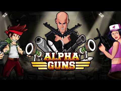 Alpha Guns - Android, iOS Trailer