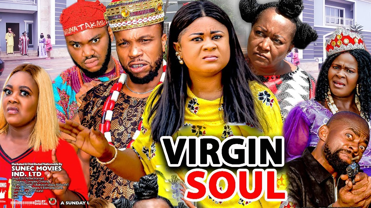 Download SOUL VIRGIN - COMPLETE MOVIE'' Trending New Movie  Uju Okoli 2021 Latest Nigerian Nollywood Movie
