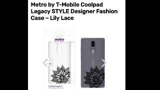 LIVE W/ CV Tech New Metro By T-Mobile Cool Pad Legacy Is Cool Pad The New ZTE?
