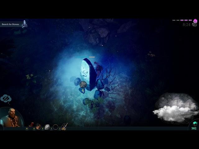 7 Bones and 7 Stones — The Ritual (видео)