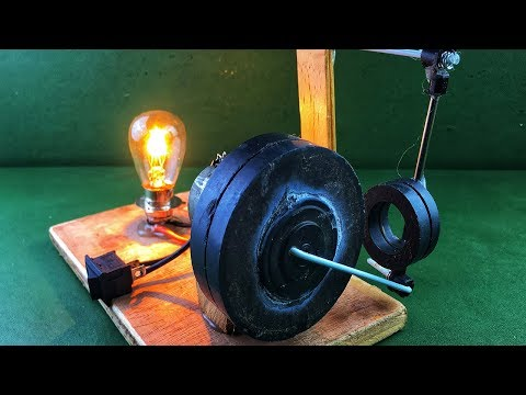 Wow!!! Free Energy 100% Generator Using Magnets With DC Motor - Amazing Idea 2019