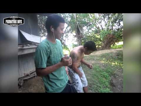 Matinik Manako Asan Part 2 (Ang Dalubhasa sa paghuli ng isda Part 2) - The Premature Boys