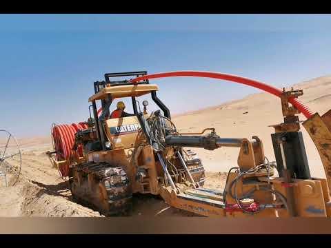 The Long Distance Network (FIBER OPTIC) of Saudi Arabia to Oman    OFW Telecom Work