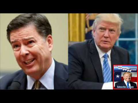 BOOM Trump Steals Show During Comey Testimony With 1 Devastating Tweet