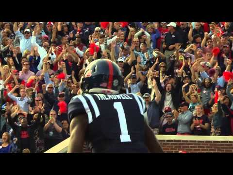 Ole Miss Football 2015 Wide Receiver Highlight