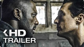 THE DARK TOWER 'The Legacy of the Gunslinger' Featurette & Trailer (2017)