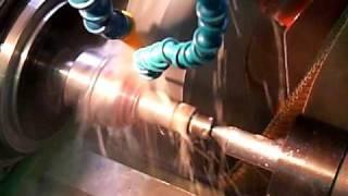 PALMARY CNC CYLINDRICAL GRINDER --OCD 3240P (ANGUL WHEEL)  - profile grinding