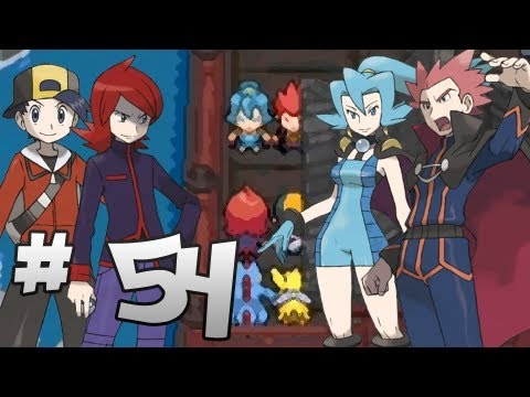 Anime Fighting Wallpaper Let S Play Pokemon Heartgold Part 54 Lance Amp Clair