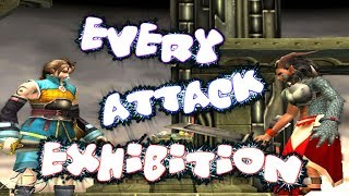 Every Attack Exhibition | Arc The Lad Twilight Of The Spirits