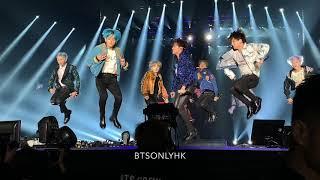 190321 Medley BTS(방탄소년단) Love Yourself Tour in Hong Kong Fancam