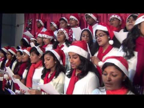 INDIAN CENTRAL SCHOOL - CHRISTMAS CAROLS