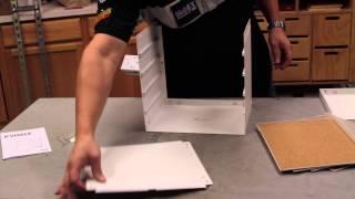 Ikea Hack   Sandpaper Storage