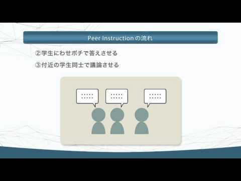アクティブラーニングTips集 Peer Instruction 編