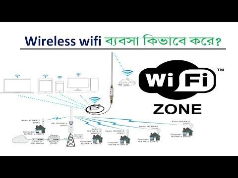 Wifi internet (hotspot) business 3km । business idea in bangla