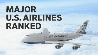 The Best and Worst U.S. Airlines: WSJ Annual Rankings | The Middle Seat