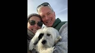 Tibetan Terrier Kiara Holiday Tidings 2020