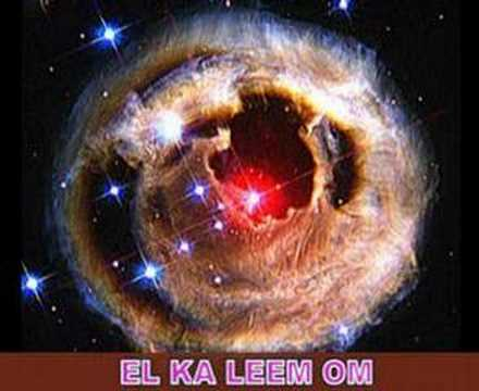 Mantras: EL KA LEEM OM
