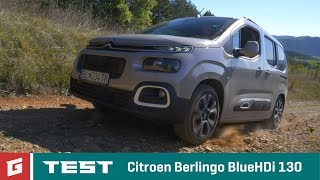 CITROEN BERLINGO III. BlueHDi 130 - TEST - GARAZ.TV - Rasťo Chvála