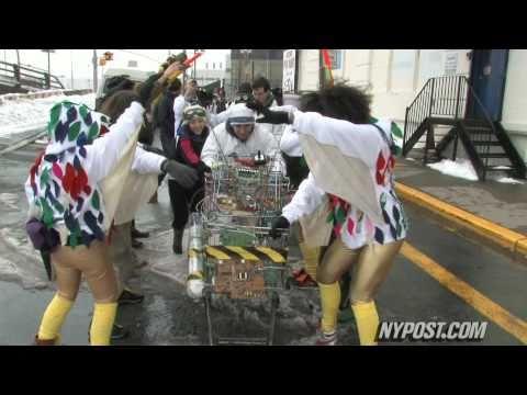 Idiotarod 2011 - New York Post