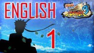 Naruto Shippuden ultimate ninja storm 3 walkthrough part 1 ENGLISH let