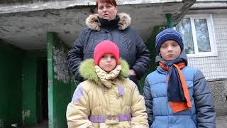 Видео с падением части балкона на пенсионера в Москве/ Падение балкона в Москве