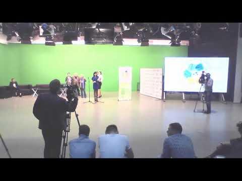 Церемония награждения XVIII Дельфийских игр, Тележурналистика