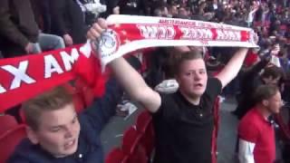 Ajax - Olympique Lyon 4-1 (03-05-2017)