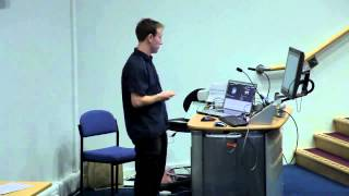 ZDay London 2013, James Phillips |