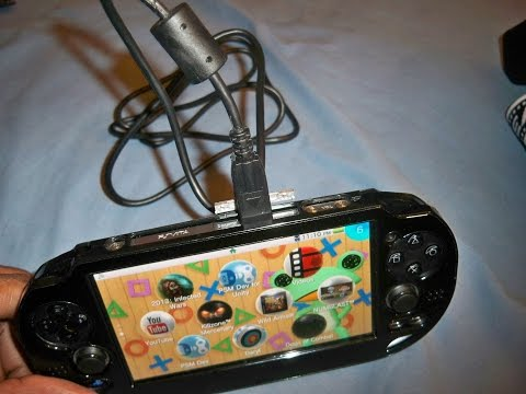 Ps vita Mystery Port Cable Solved (Part 1)