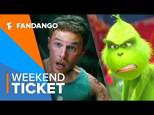 In Theaters Now: Overlord, The Grinch, The Girl in the Spider's Web | Weekend Ticket