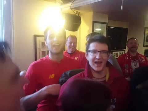 Gary Mac song - The Park - Wednesday, 5 April 2017 - Liverpool vs Bournemouth