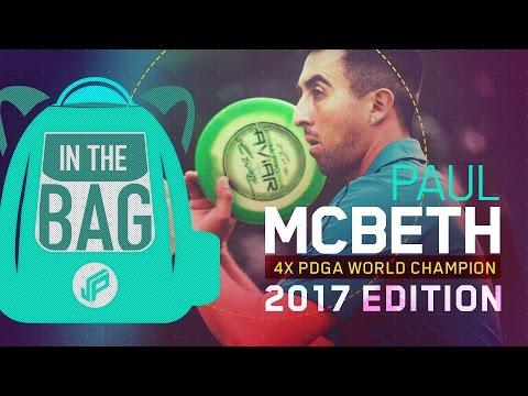 Paul McBeth | In the Bag | 2017