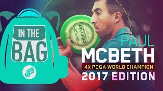 Paul McBeth | In the Bag | 2017