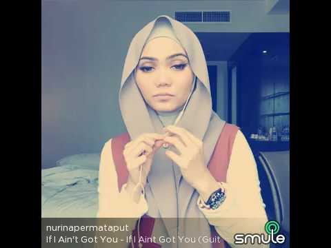 if ain t got you rina nose smule