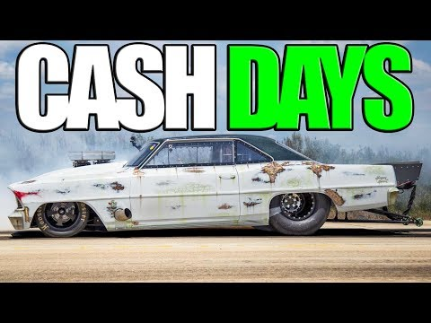 Street Outlaws CASH DAYS (Kye Kelley, White Zombie, & MORE!)