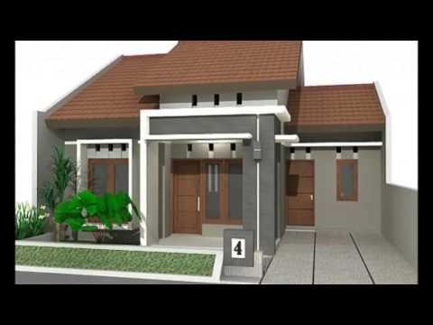 Modern Minimalist House Design Type 21, Type 36, Type 45, Type 54, and Type 60