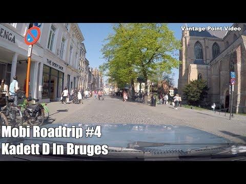 Mobi Roadtrip #4: Kadett D In Bruges
