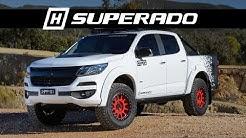 Superado | V8 Supercharged Ute by Harrop