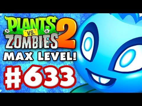 Electric Blueberry MAX LEVEL! - Plants vs. Zombies 2 - Gameplay Walkthrough Part 633