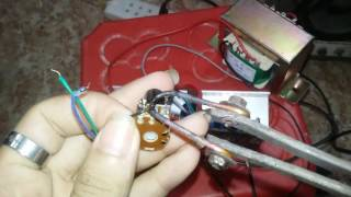 Hướng dẫn tạo núm chỉnh volume đơn giản cho mạch khuếch đại âm thanh 2 kênh