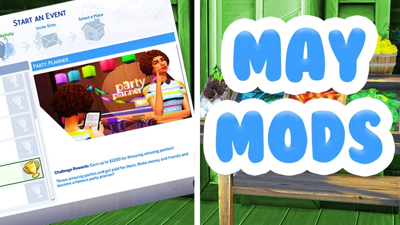 NEW REALISTIC GAMEPLAY MODS (MAY 2019) // The Sims 4 Mods