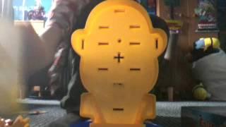 The funny face game!so weird