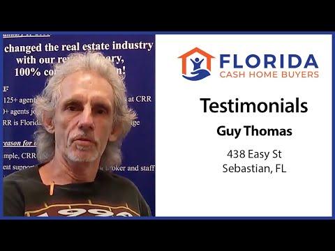 Florida Cash Home Buyers - Testimonial - Guy T.
