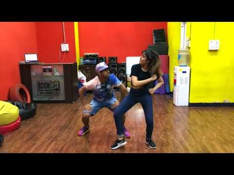 Jaani Tera NaaShirley SetiaVivek Dadhich Choreography