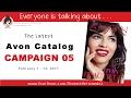 Avon Catalog Campaign 5 February 2017