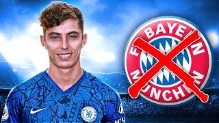 Bayern Munich To REJECT Chance to Sign Kai Havertz! | Euro Round-Up