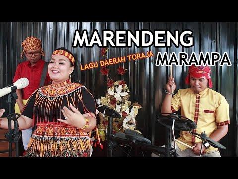 MARENDENG MARAMPA - LAGU DAERAH TORAJA | SULAWESI SELATAN (COVER) Dildil