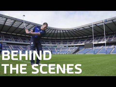 BEHIND THE SCENES | European Golf v European Rugby