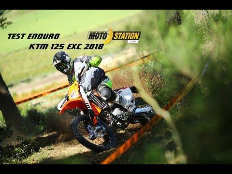 Essai Enduro KTM 125 EXC 2018 : De retour ?!