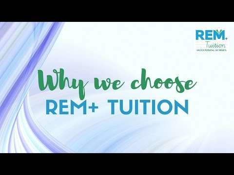REM+ Tuition | Adelaide Secondary English and Maths Tutors